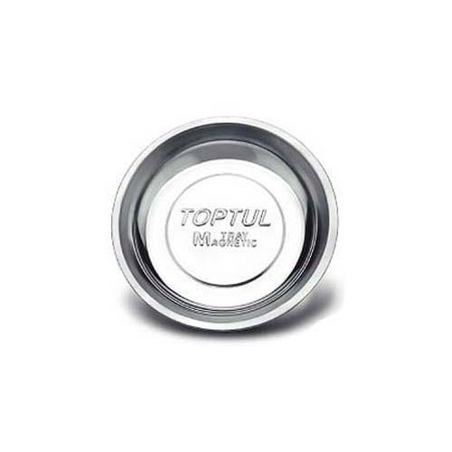 Tava magnetica rotunda Toptul