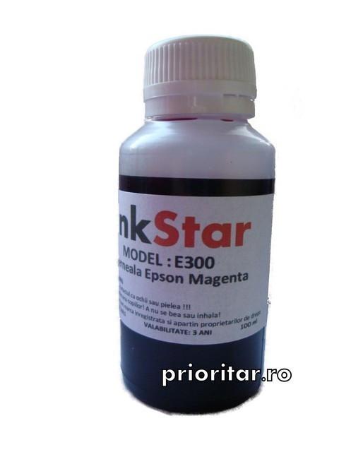 Cerneala EPSON DYE CISS rosie T0613 T0713 T0803 T1283 T1293 ( Refill T-0613...