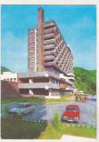 bnk cp Complexul sanatorial Caciulata al UGSR - Vedere - circulata