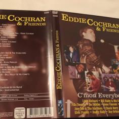 [DVD] Eddie Cochran & Friends - C'mon Everybody - dvd original