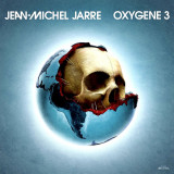 Jean Michel Jarre Oxygene 3 LP gatefold (vinyl)