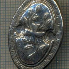 Y 1696 INSIGNA - MILITARA -SEMN DE ARMA - GRECIA -PENTRU COLECTIONARI