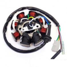 Magnetou scuter 50c - 150 cc 4T - 8 bobine si 4 fire