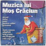 CD selectie Muzica Lui Moș Crăciun, original