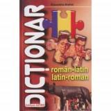Dictionar roman-latin, latin-roman (editie cartonata)