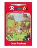 Bambi. Povestile copilariei - Carte de colorat  , Prestige