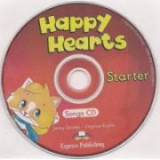 Happy Hearts, Starter, Story CD, (Curs de limba engleza pentru prescolari )