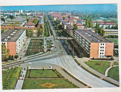 bnk cp Municipiul Gheorghe Gheorghiu Dej - Vedere - circulata foto