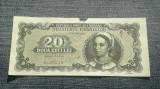 20 lei 1950 Romania / seria 0580550