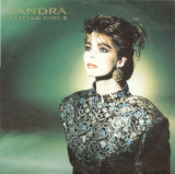 Sandra - Little Girl (1986, Virgin) Disc vinil single 7""