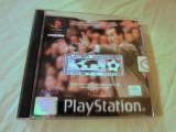 Joc Player Manager Ninety Nine, PS1, original, alte sute de titluri, Single player, Sporturi, 3+, Sony