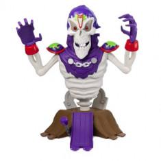 Set Pista cu Lansator Masinute Monster Jam - Doboara-l pe Grimm