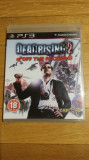 PS3 Dead rising 2 Off the record - joc original by WADDER