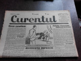 Ziarul Curentul , director Pamfil Seicaru , 17 iunie nr.1929/1933