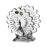 Suport pentru servetele Paun 15x13x10 cm - Cristal Bohemia,Cod Produs:636