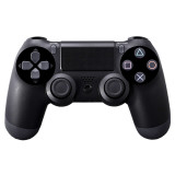 Controller wireless PS4 Doubleshock, Negru