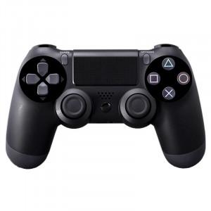 Controller cu fir PS4 Doubleshock, Negru