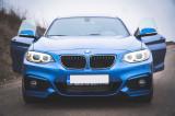 BMW 225d (F22) seria 2 coupe, Motorina/Diesel