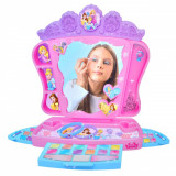Set masa de machiaj pentru fetite, 14 buc., 48x36x9cm, multicolor