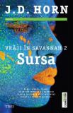 Cumpara ieftin Sursa. Vrăji în Savannah (vol.2)