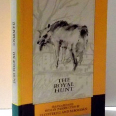 THE ROYAL HUNT de DR. POPESCU , 1985