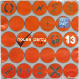 CD House Party 13, original: Scooter, Sylever, G-Spott