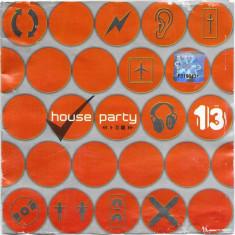 CD House Party 13, original: Scooter, Sylever, G-Spott