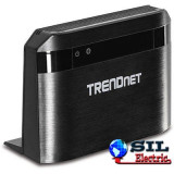 Router AC750 Dual Band Wireless AC, Trendnet