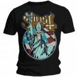 Tricou Unisex Ghost: Statue Of Liberty
