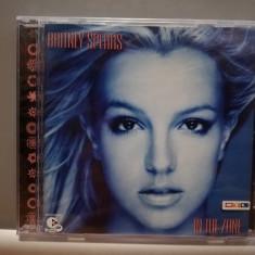 Britney Spears - In The Zone (2003/Zomba/Germany) - CD ORIGINAL/Nou-Sigilat, BMG rec