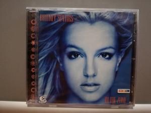 Britney Spears - In The Zone (2003/Zomba/Germany) - CD ORIGINAL/Nou-Sigilat