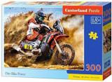Puzzle Motocicleta de teren, 300 piese, castorland