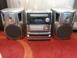 Combina Muzicala Clasica AIWA NSX-S222 + Boxe Aiwa SX-NS222, Clasice, 0-40 W