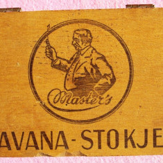Cutie  de   tigari  Havana  Stokjes