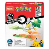 Pokémon Mega Construx Wonder Builders Construction Set Sirfetch'd 10 cm, Mattel