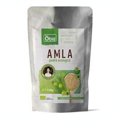 Amla Pulbere Bio 125gr Obio Cod: 6426333001493