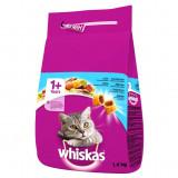 Cumpara ieftin Hrana uscata pentru pisici Whiskas, Ton Ficat, 1.4Kg