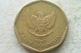MONEDA 100 RUPIAH 1997-INDONESIA