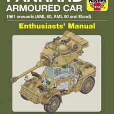 Panhard AML and Eland Enthusiasts' Manual: 1961 Onwards (AML 60 and AML 90)