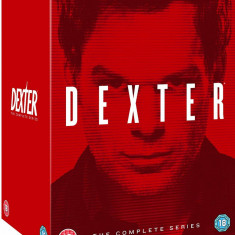 Film Serial Dexter DVD BoxSet Complete Collection, Drama, Engleza, columbia pictures