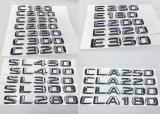 Emblema/sigla Mercedes E220/GLK250/S400/E350/GL550/C350