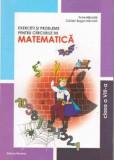 Exercitii si probleme pentru cercurile de matematica, clasa a VIII-a/Petre Nachila, Catalin Eugen Nachila