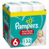 Cumpara ieftin Scutece-chilotel Pampers Pants XXL Box Marimea 6, 15+ kg, 132buc (3x44)