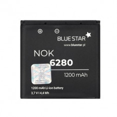 Acumulator NOKIA 6280 / N73 / N93 - BP-6M (1200 mAh) Blue Star