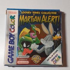 Joc Gameboy Color Looney Tunes Collector - Martian Alert
