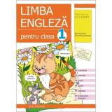 Limba engleza pentru clasa I, autor Marinela Dinuta