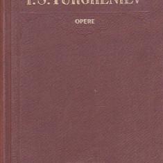 I. S. TURGHENIEV - OPERE VOLUMUL III ( IN AJUN. PARINTI SI COPII )