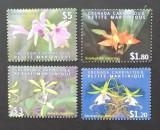 GRENADA C&PM - ORHIDEE, Serie 4 V..Neobl. GG 029, Flora, America Centrala si de Sud