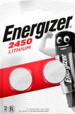 Baterii CR2450 - Energizer, 2 buc / set