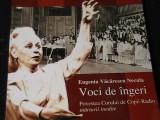 VOCI DE INGERI-EUGENIA VACARESCU NECULA-CU AUTOGRAF-215 PG
